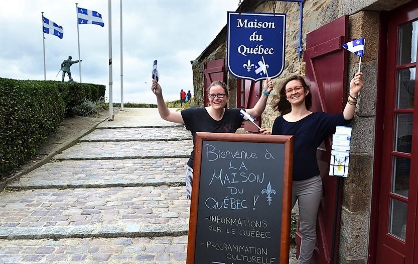 La programmation de la Maison du Québec à Saint-Malo