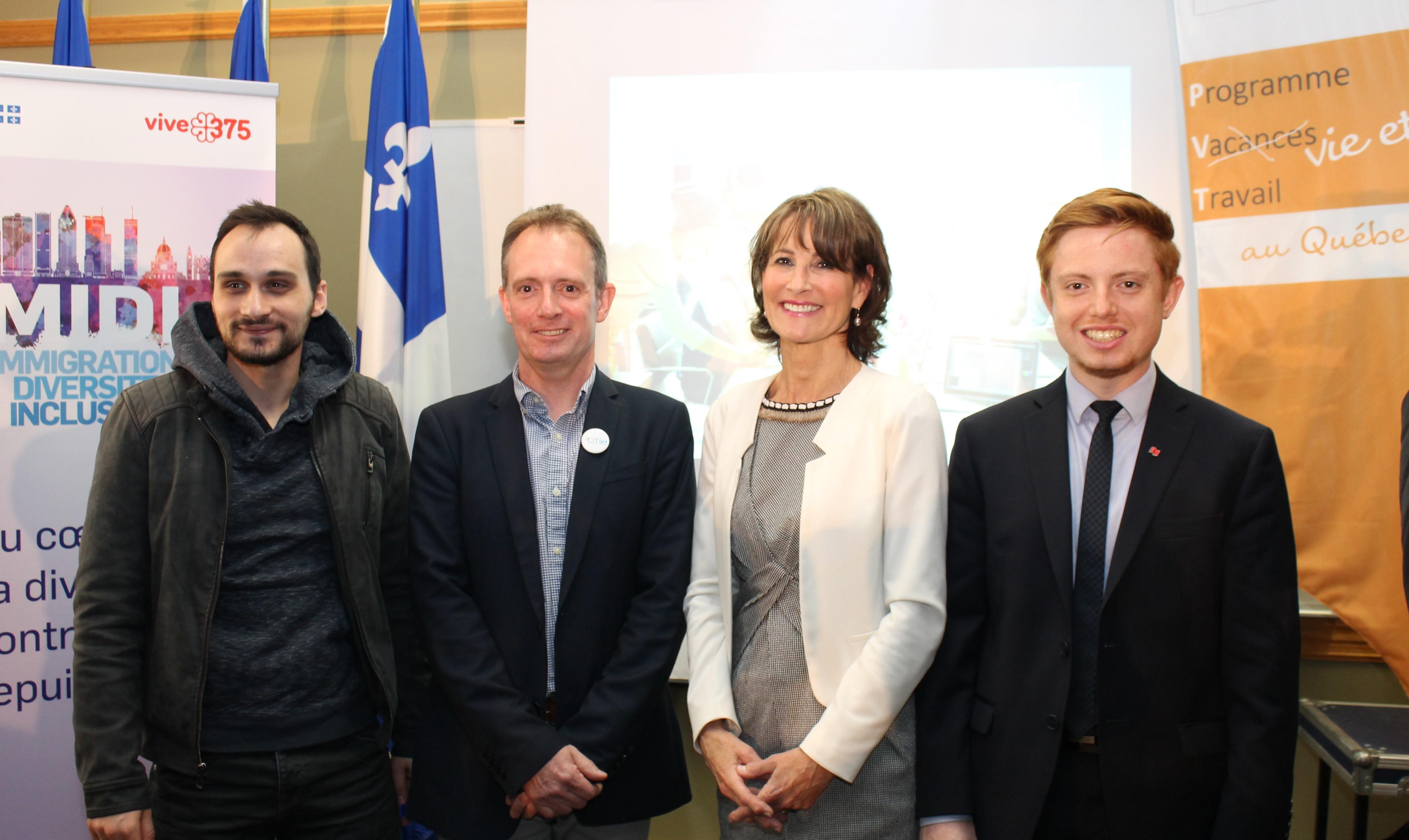 Le Québec donne 500 000$ sur quatre ans à la CITIM pour retenir les PVTistes