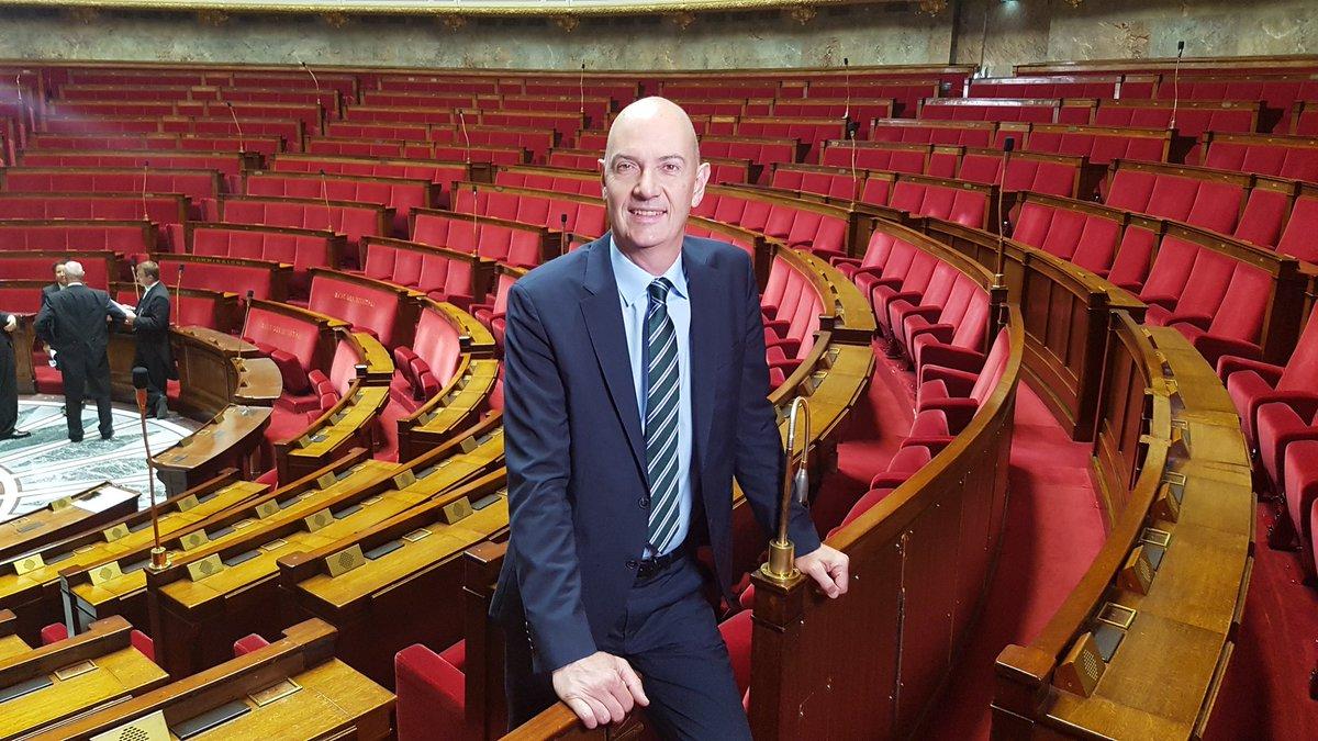 Roland Lescure candidat à la présidence de la commission des Affaires Économiques