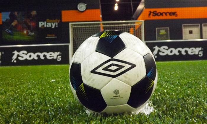 Soccer à 5: 1ère Coupe des PVTistes de Montréal en fin de semaine