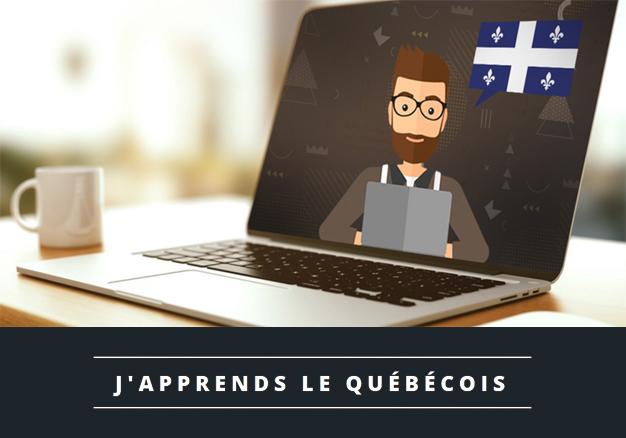 Un Français crée un site pour apprendre le français du Québec