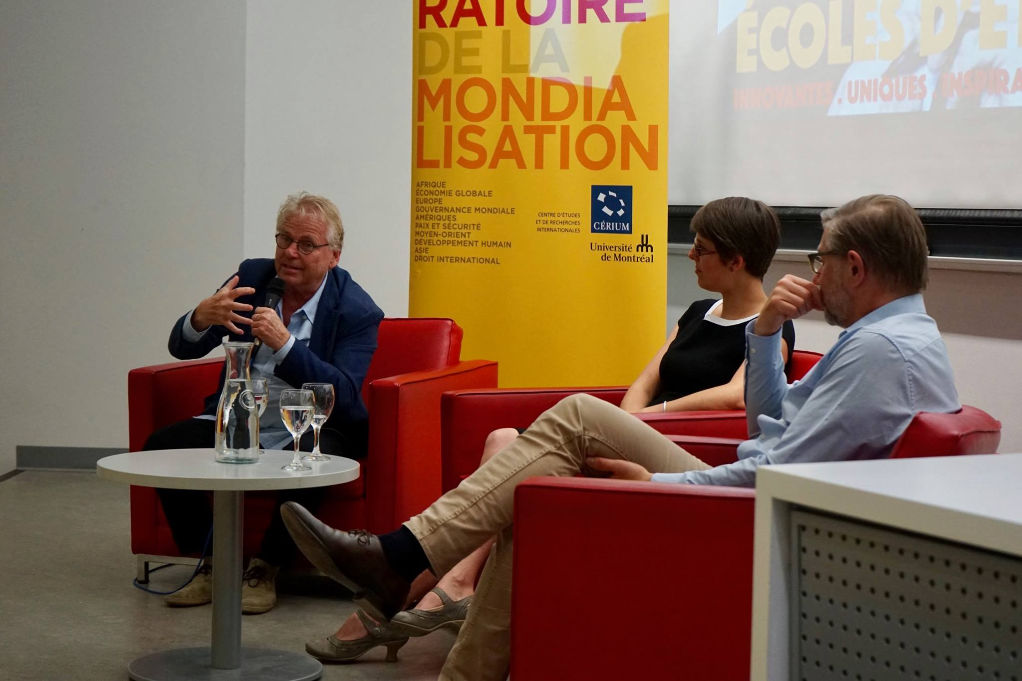 Quand Daniel Cohn-Bendit et Jean Quatremer parlent d'Europe