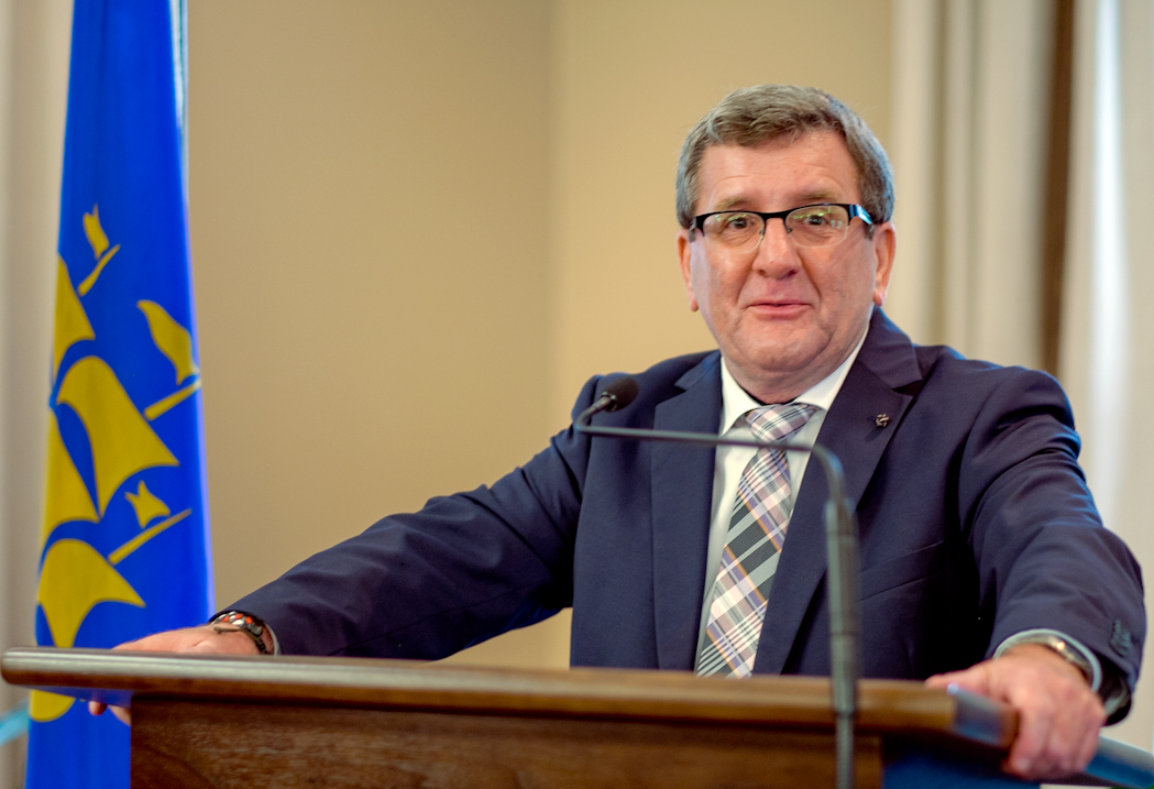 """Régis Labeaume: """"Célébrons les liens qui unissent nos citoyens au peuple français..."""""""