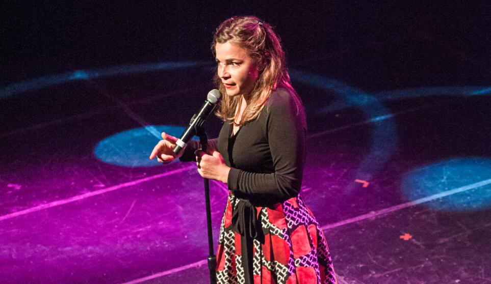 Blanche Gardin au Zoofest : humour noir et réflexions crues