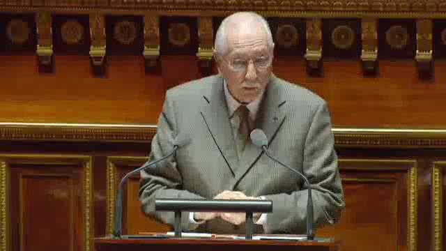 Louis Duvernois écarté de la liste sénatoriale