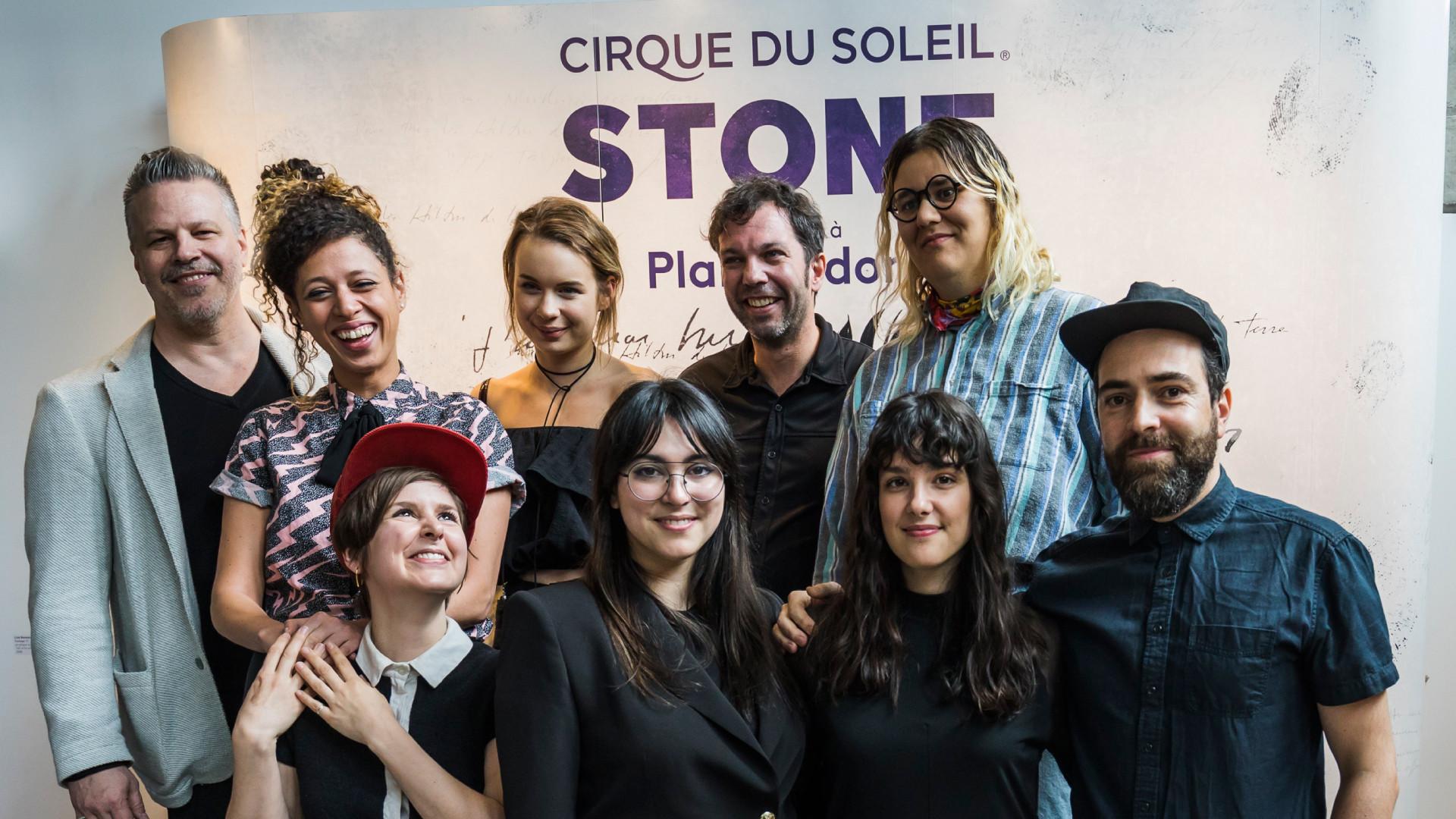 Stone, l'hommage du Cirque du Soleil à Luc Plamondon: Un cabaret « gothico-mécanique » spectaculaire
