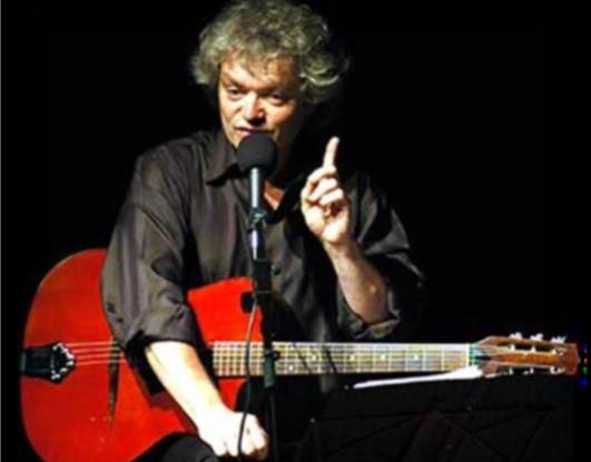 Yves Uzureau interprète Brassens au Québec
