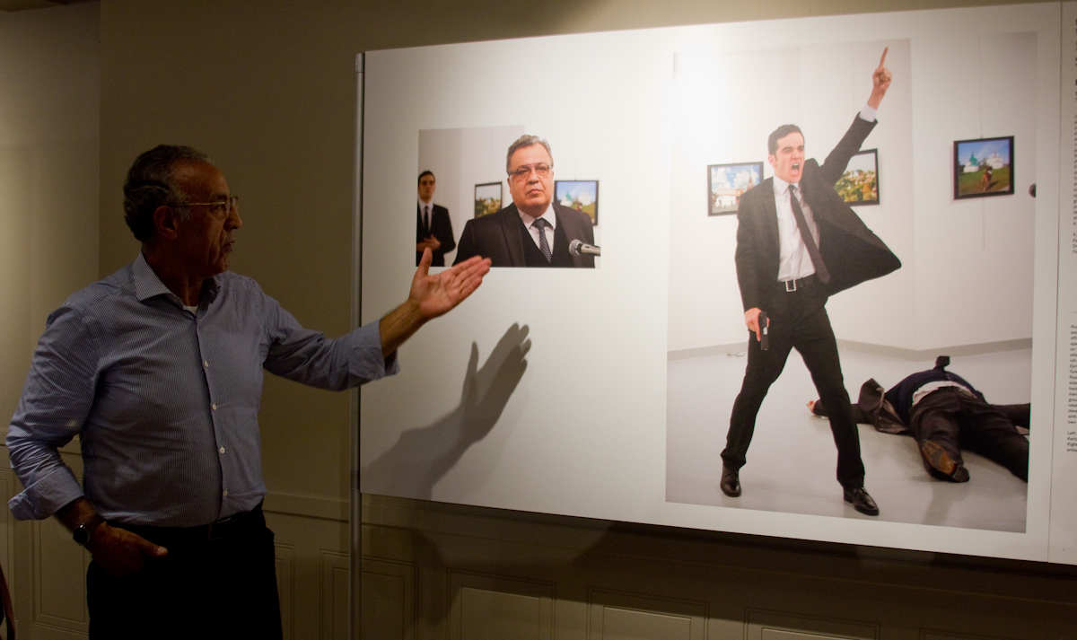 World Press Photo à Montréal: une photo vaut toujours mille mots...