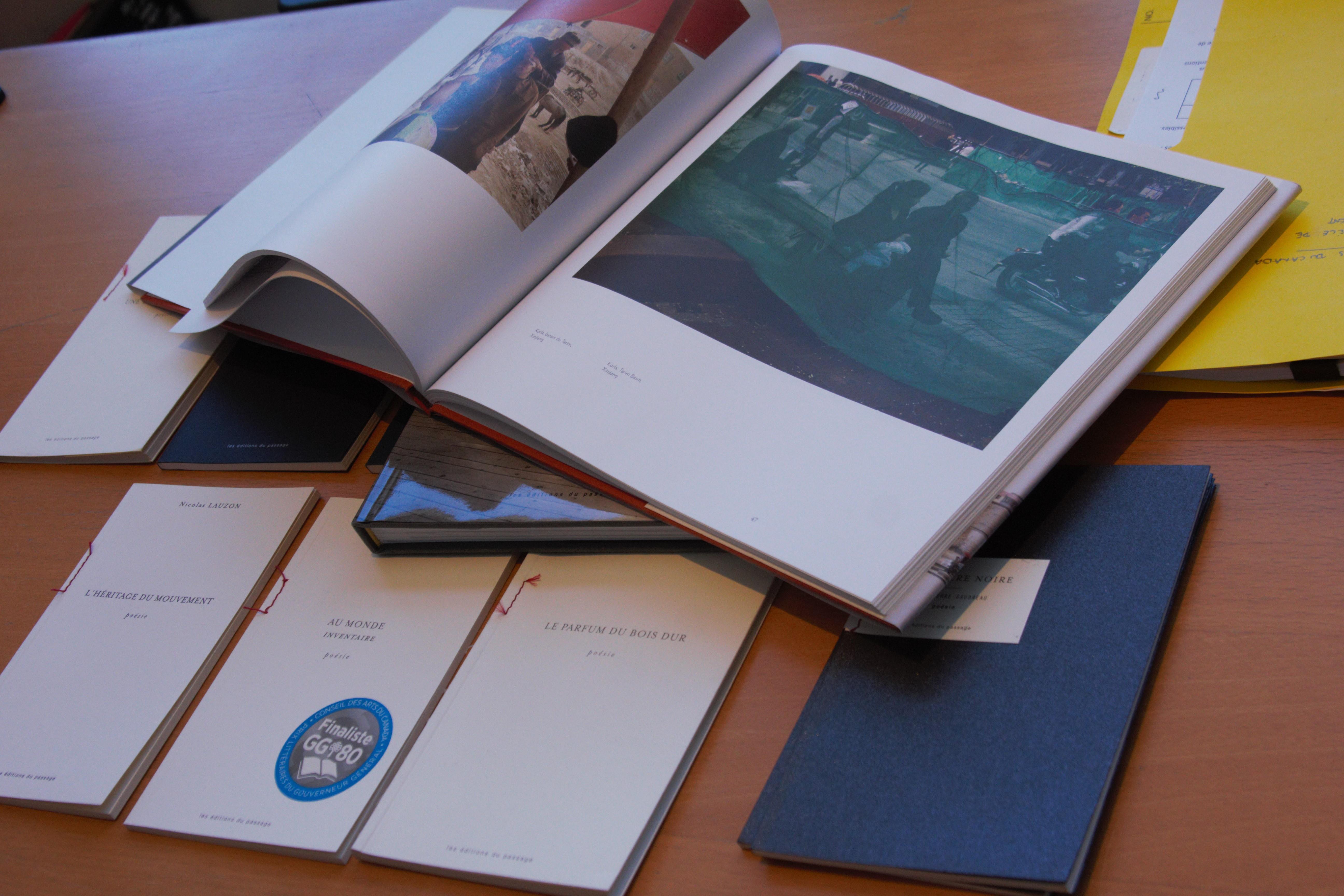 Les éditions du Passage publient l'oeuvre posthume de Réjean Ducharme