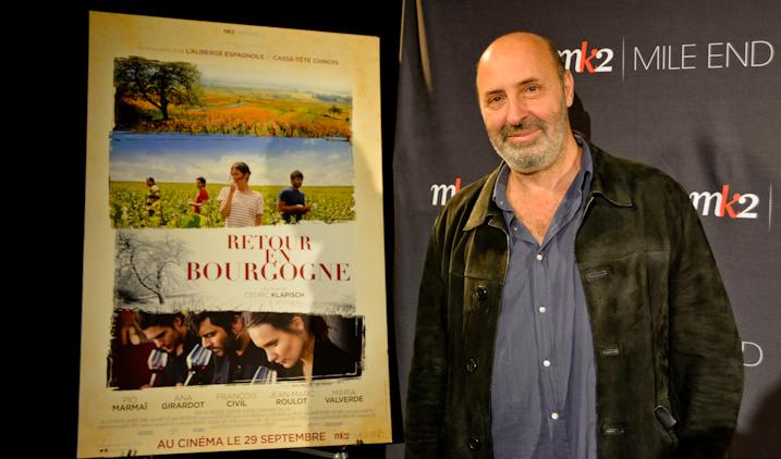 Retour en Bourgogne, le dernier Klapisch prend l'affiche au Québec le 29 septembre