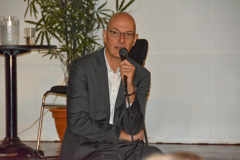 Retour en vidéo sur la première réunion de Roland Lescure à Montréal