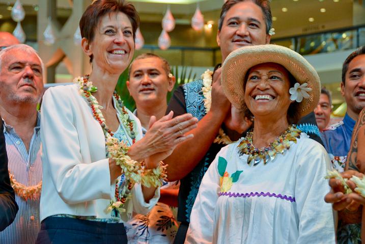 La Polynésie française en mode séduction vers le Canada français