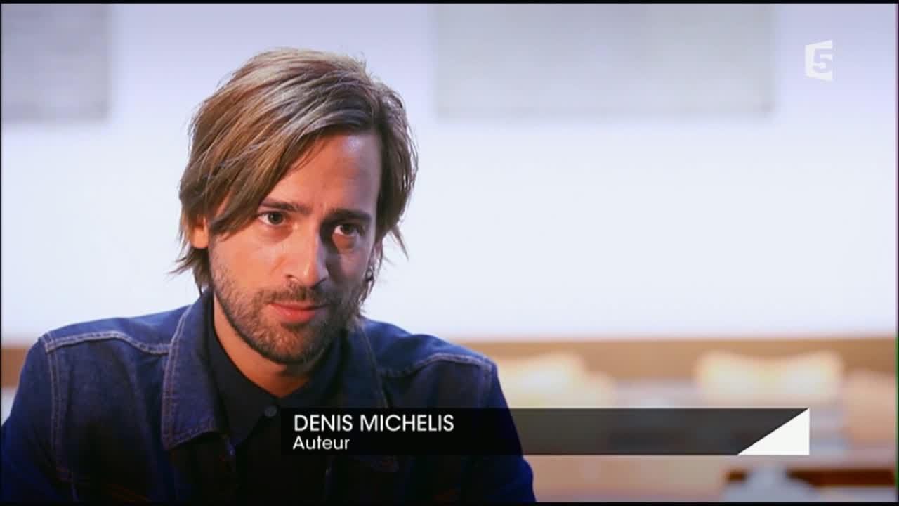 Denis Michelis en résidence à Québec