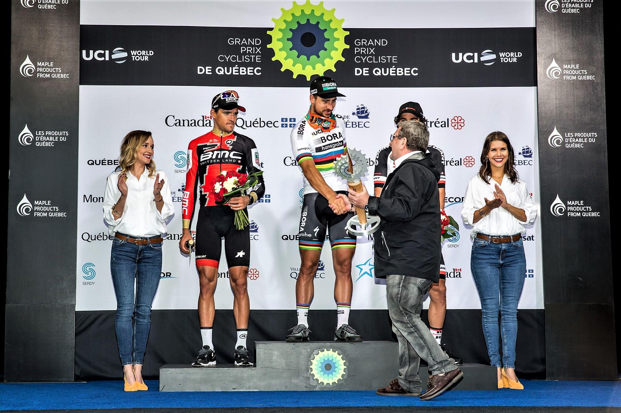 Grand Prix cycliste de Québec et Montréal: Gallopin et Vuillermoz sauve l'honneur tricolore