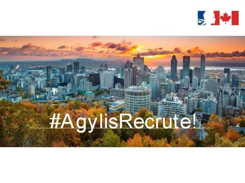Agylis Groupe mise sur le Grand Montréal