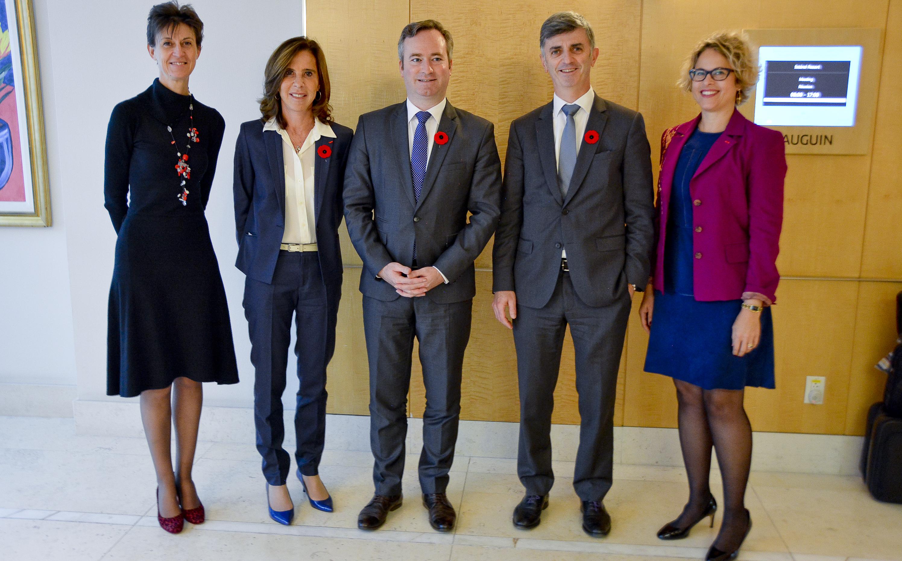 """La France et le Canada veulent imposer le """"développement durable"""" dans les négociations commerciales"""