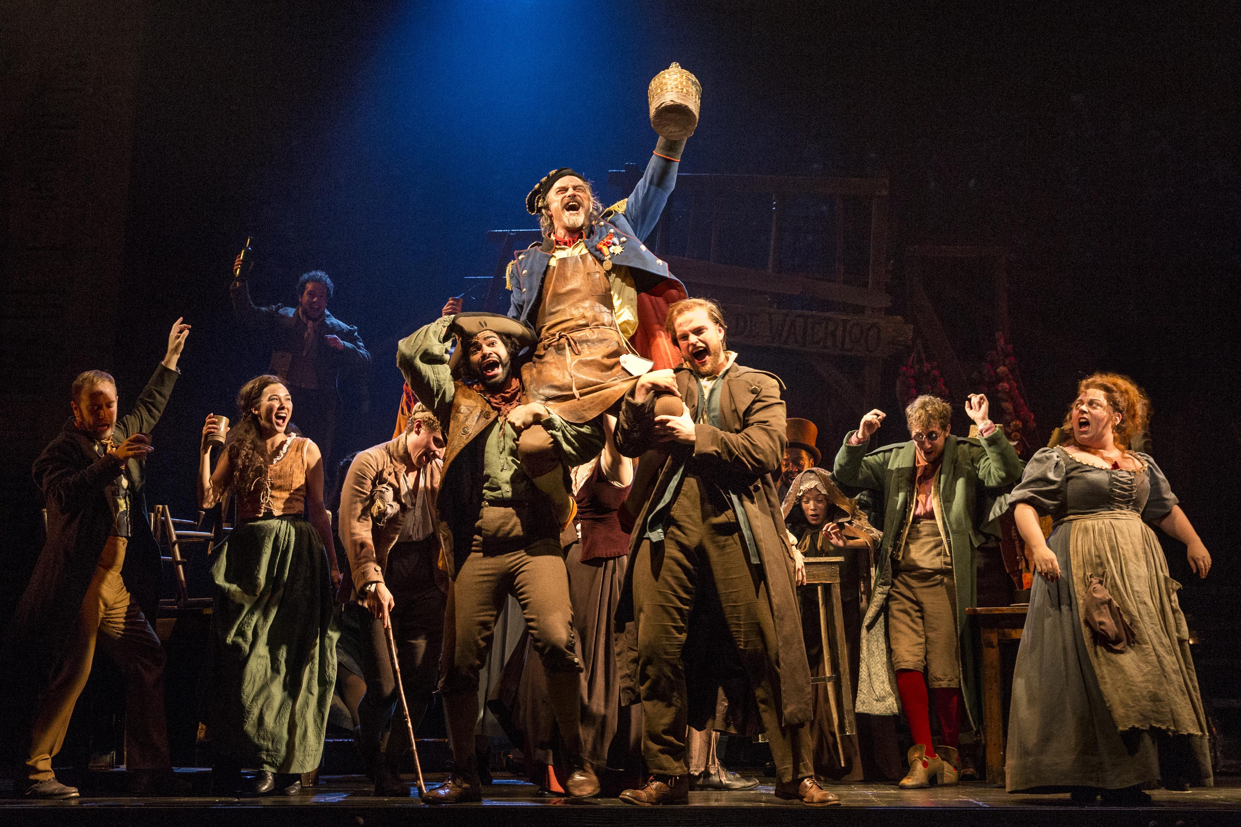 Les Misérables, à la Place des Arts en février 2018