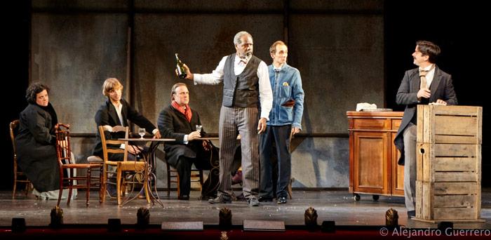 La comédie théâtrale Edmond en première nord-américaine à Montréal