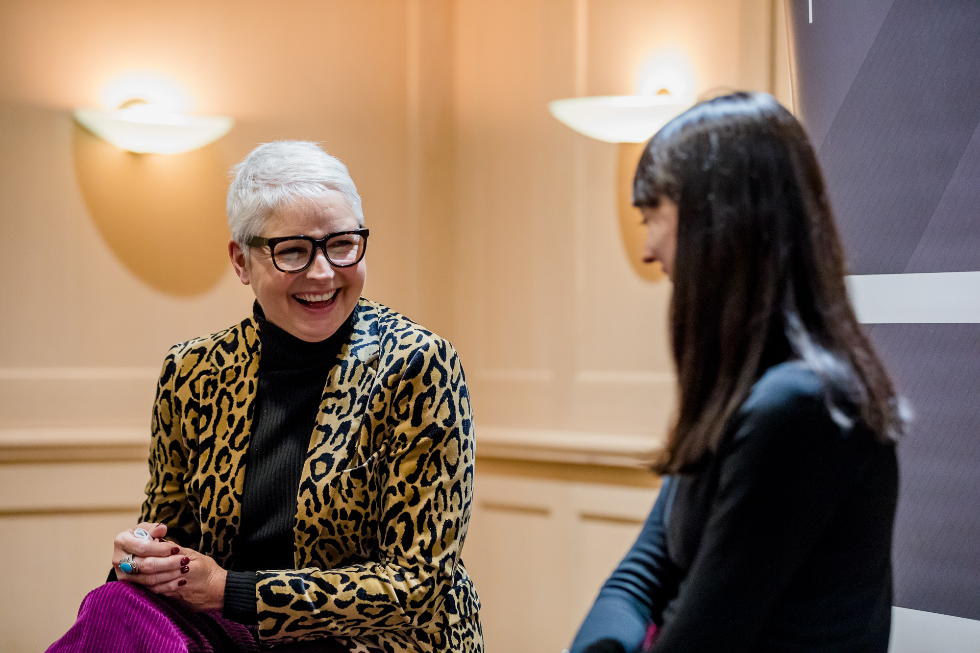 Britta Kröger: De Paris au Québec, la mode pour crédo