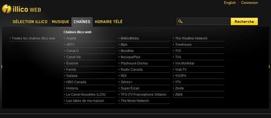 Canal+ chez Vidéotron le 15 novembre