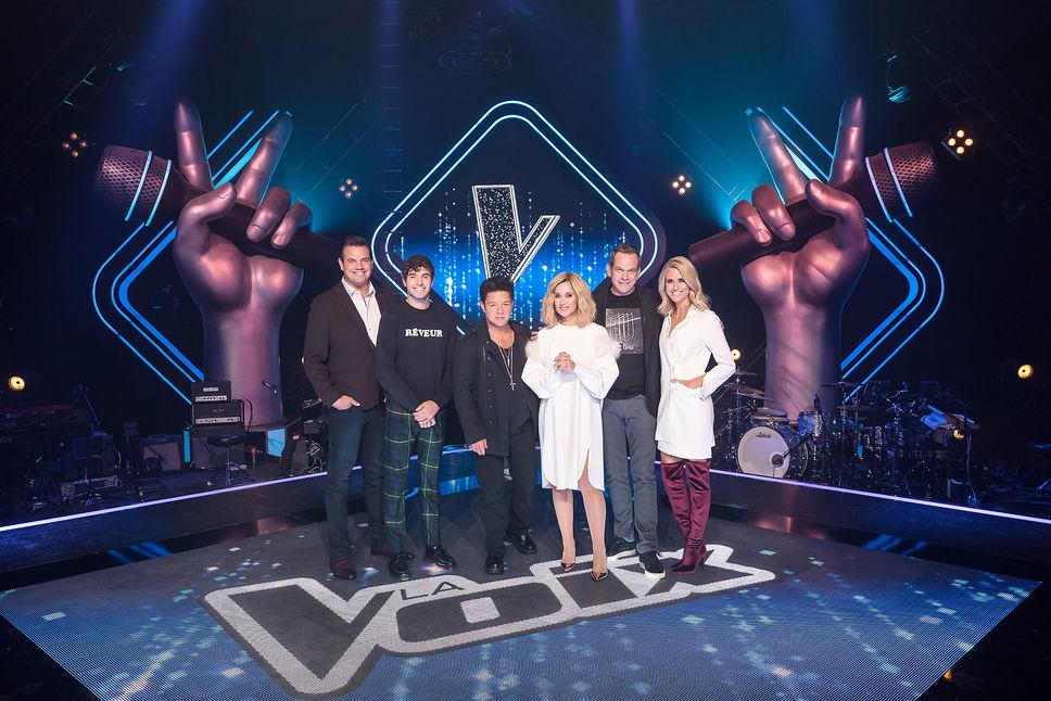 Lara Fabian déménage au Québec pour La Voix
