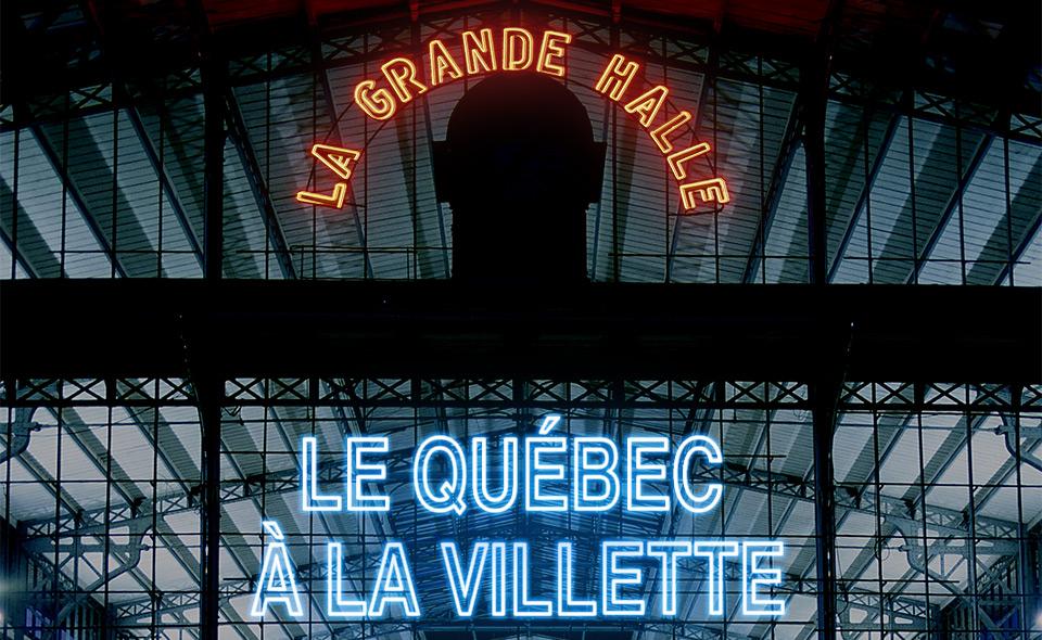Le Québec prend l'affiche à La Villette