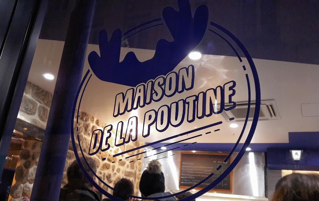 Paris : un restaurant 100% poutine !