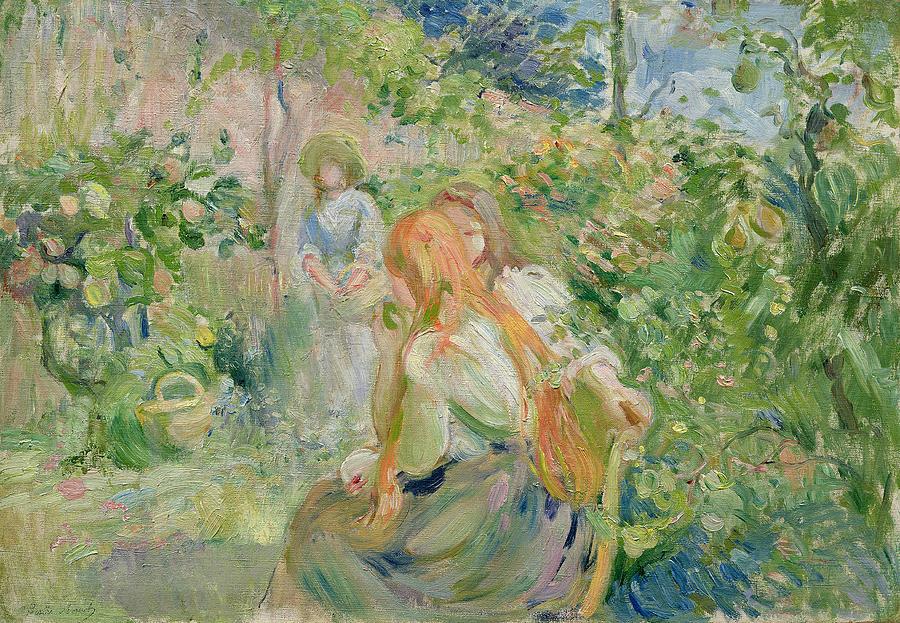 Berthe Morisot, exposée pour la première fois au Canada en 2018