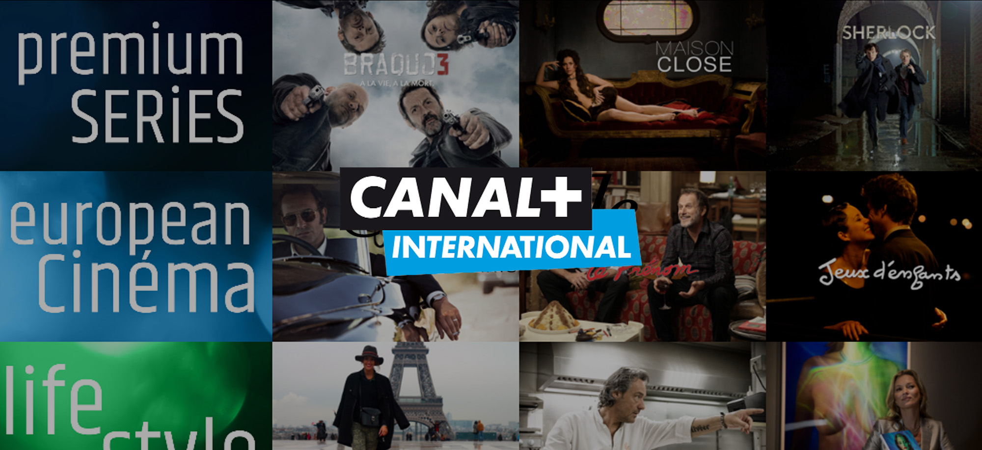 Canal + International lancé aux USA en mars 2018