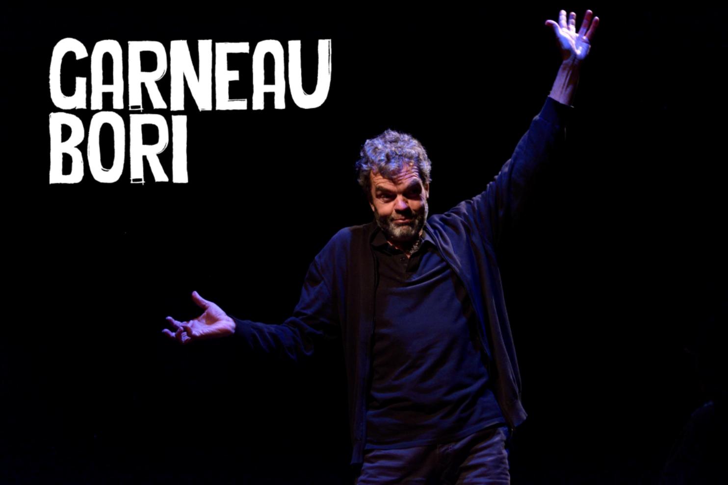 Garneau / Bori en première au Théâtre Outremont à Montréal