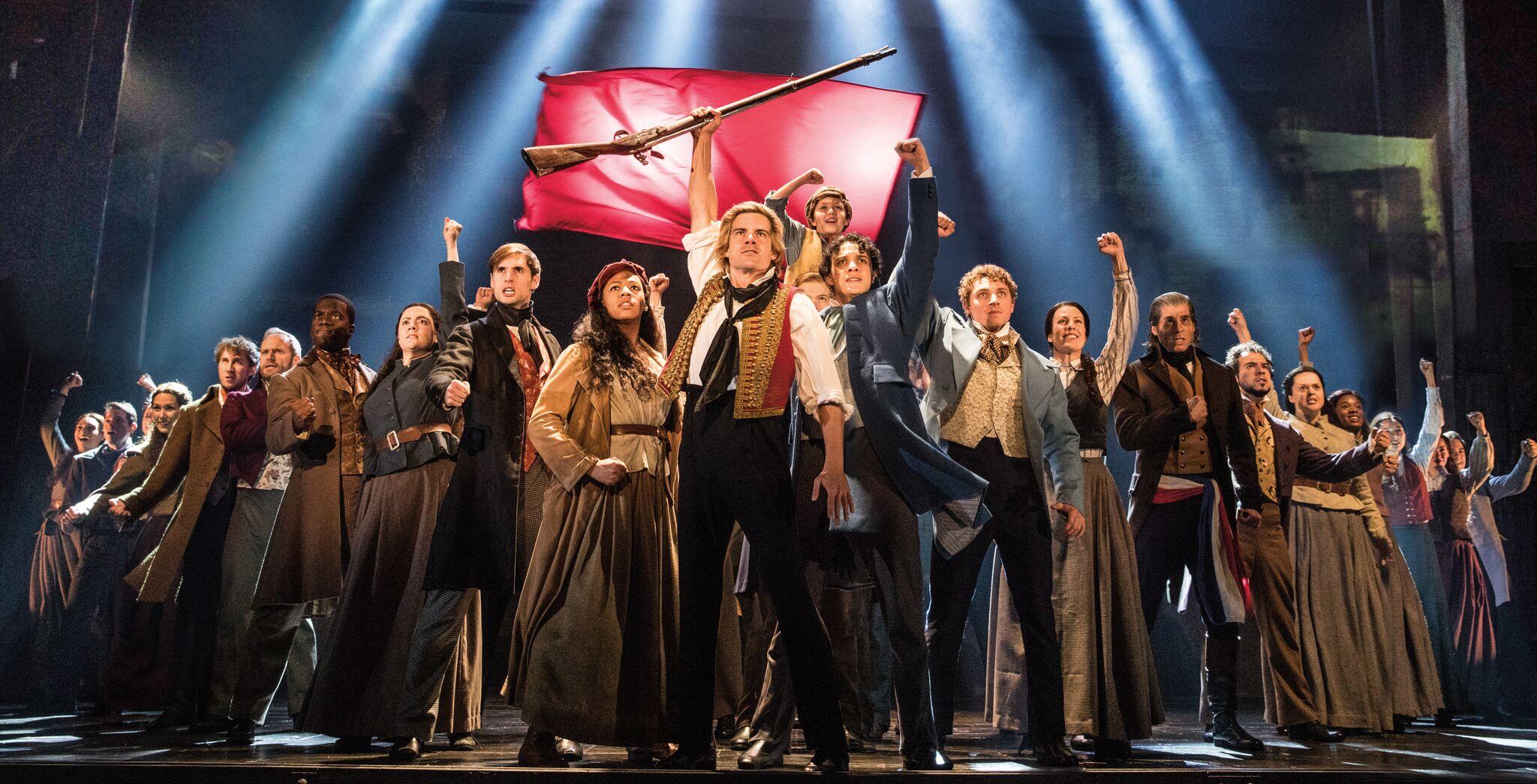 Les Misérables pour huit représentations à la Place des Arts