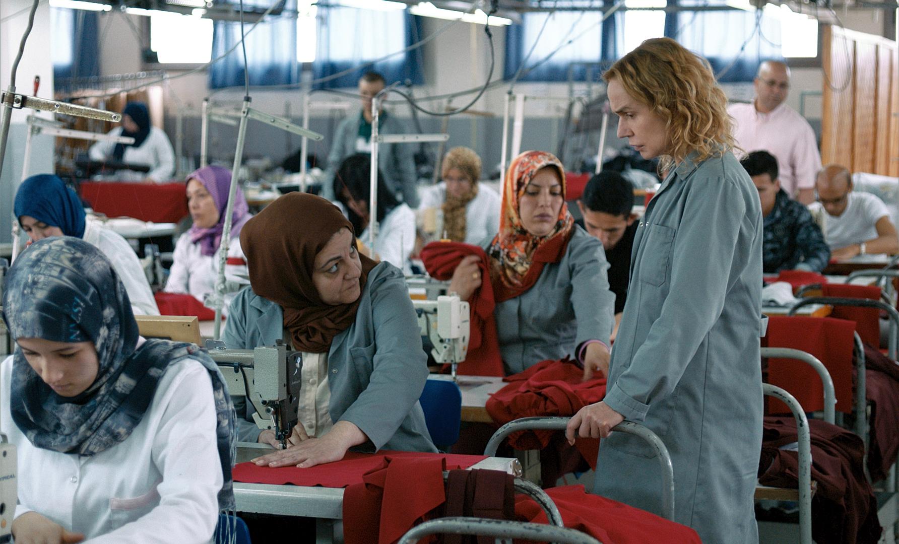 Sandrine Bonnaire prend le large au Maroc, dans un film de Gaël Morel