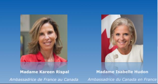 AECG, points de vue croisés de deux ambassadrices française et canadienne