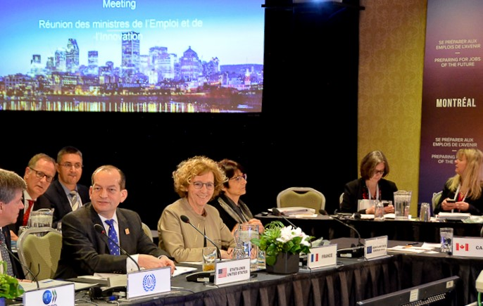 Au G7 à Montréal, la France fait valoir une vision « décomplexée » face à l'innovation