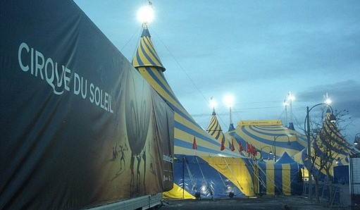 MK2 fait l'acquisition de 4 expériences de réalité virtuelle du Cirque du Soleil