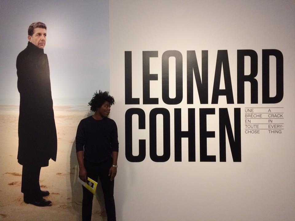 Chassol revisite un poème de Leonard Cohen au MAC
