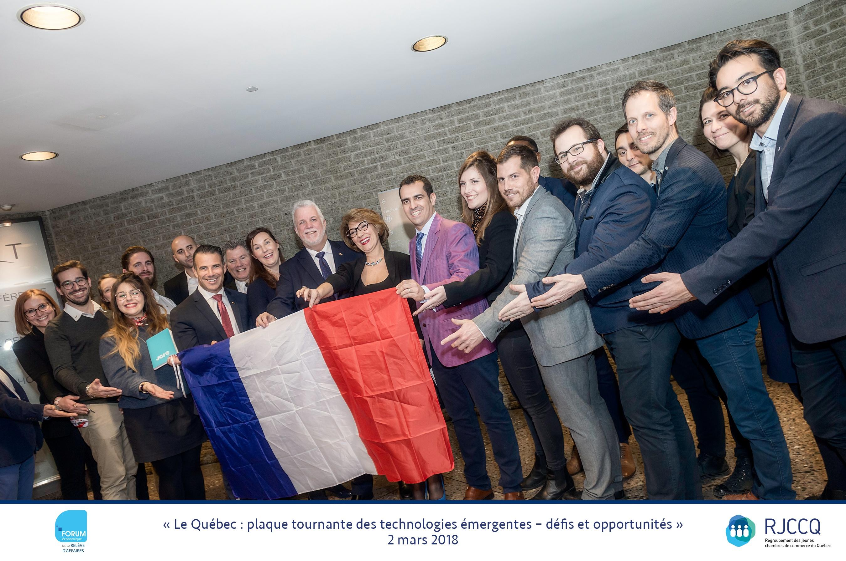 Une délégation française à la 3ème édition du FERA 2018