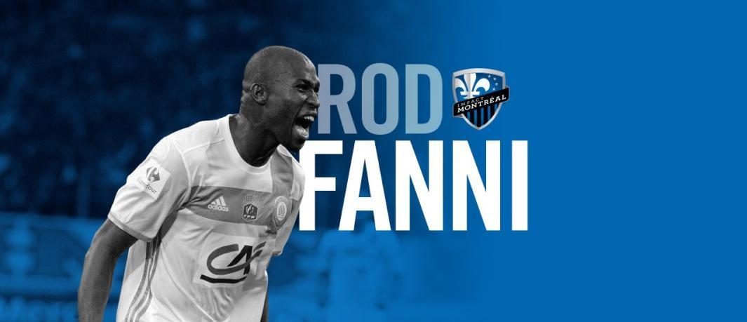 Le Français Rod Fanni assurera la défense de l'Impact