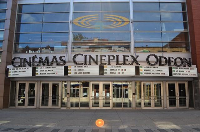 Le Français MK2 prend le contrôle du Cineplex du Quartier Latin de Montréal