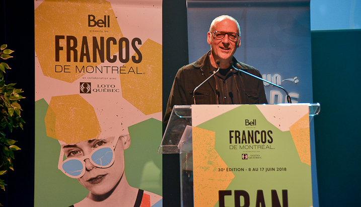 Forte présence française à la trentième édition des Francos de Montréal
