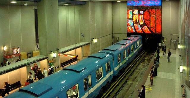 La STM s'appuie sur Thales pour moderniser son réseau de métro