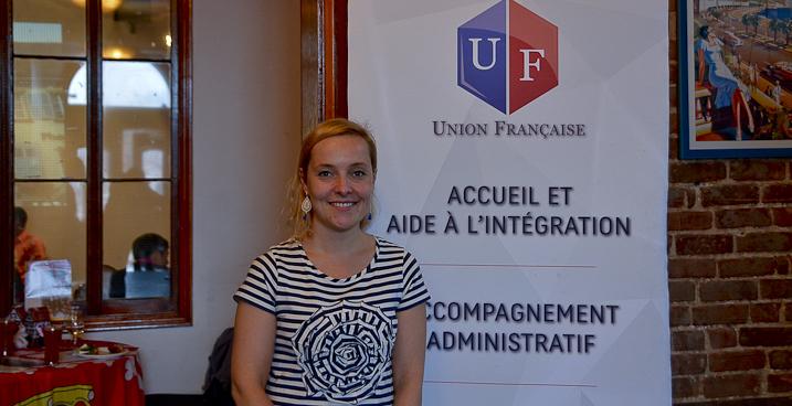 La nouvelle présidente de l'Union Française, Fanny Henry, veut moderniser l'organisation