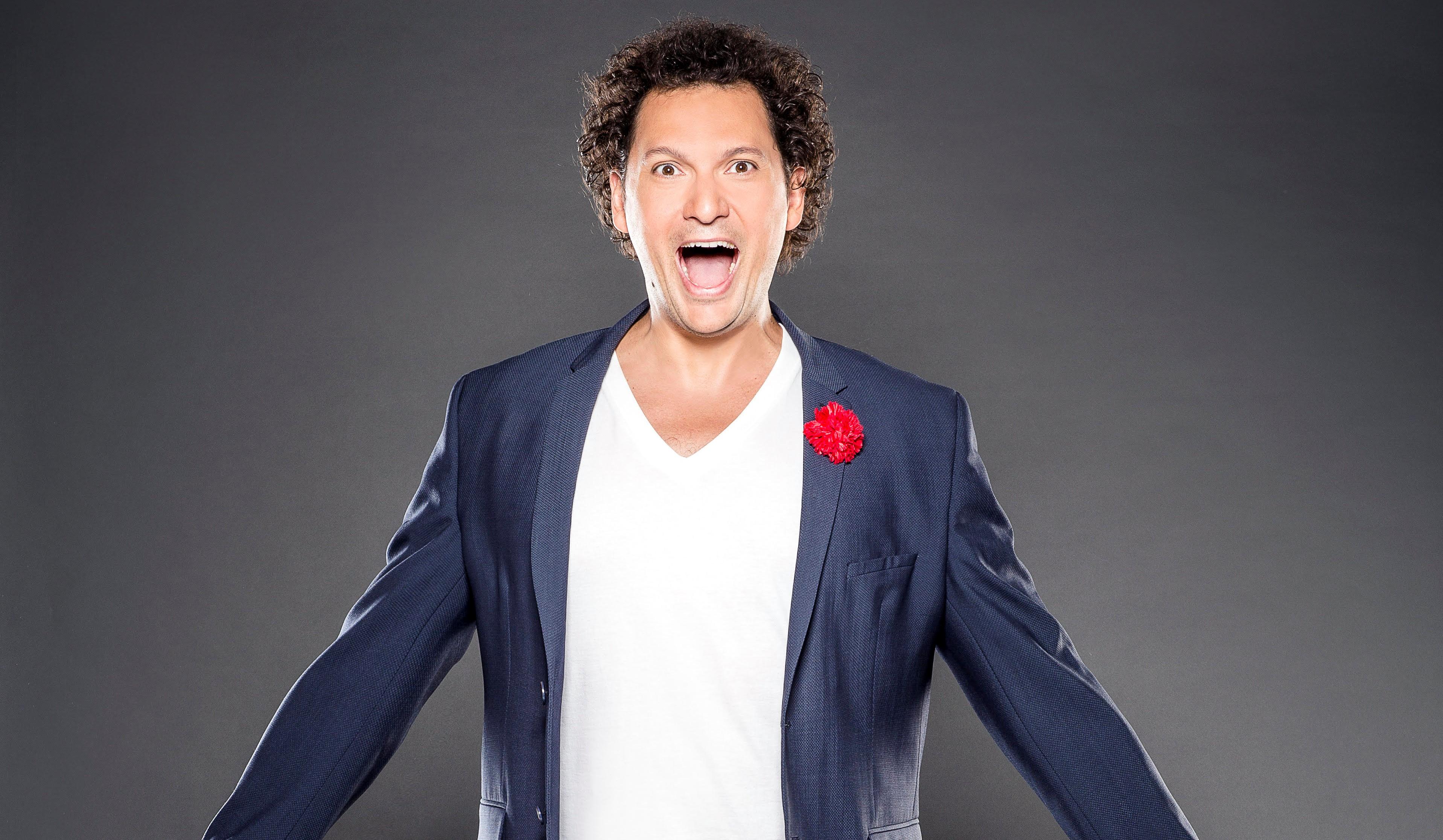 Éric Antoine, un drôle de magicien français à l'Olympia de Montréal