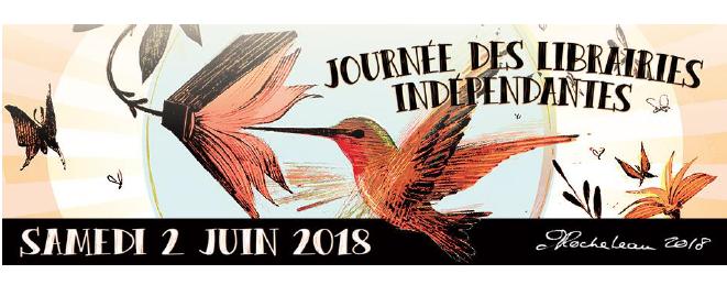 3ème édition de la Journée des librairies indépendantes