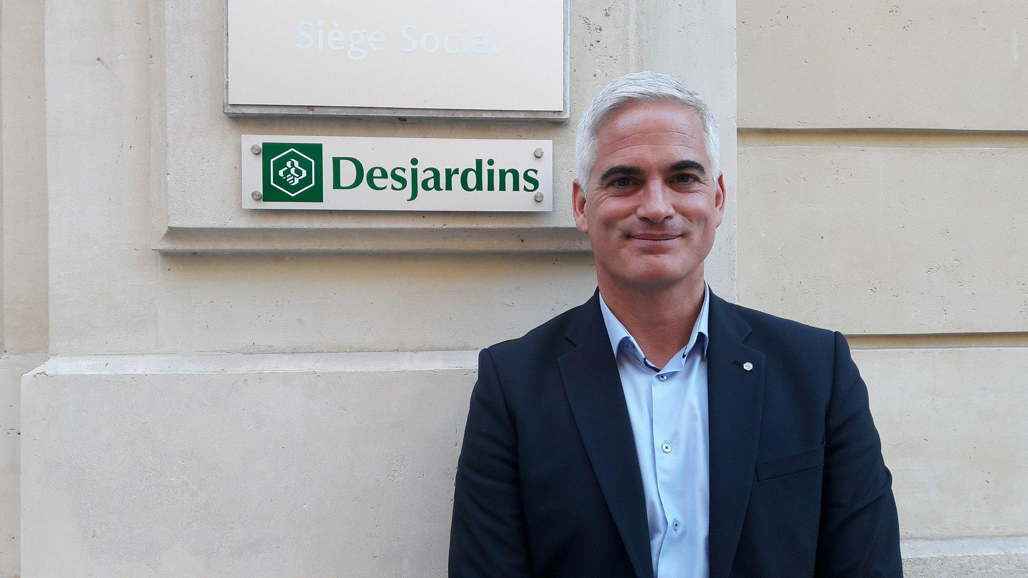 Desjardins ouvre sa cabane (boutique éphémère) en juin à Paris