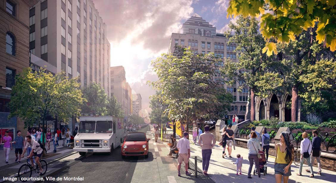 Le maire de Grenoble au 3e Rendez-vous Collectivités Viables de Montréal
