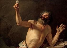 SAINT JÉRÔME de Jacques-Louis David: De l'Académie de France à Rome à la cathédrale de Québec