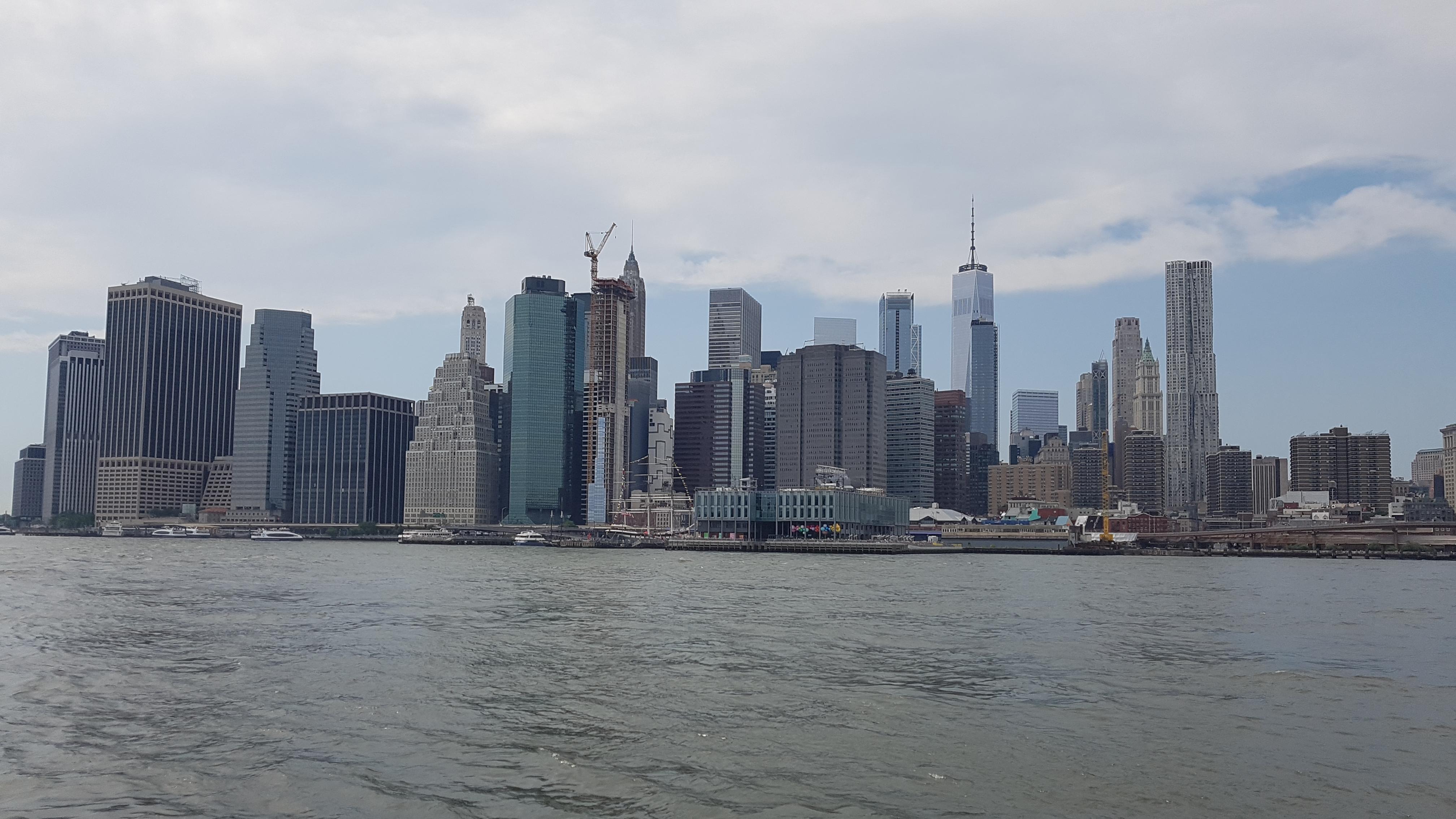 Carnet de voyage: New-York City (épisode 1)