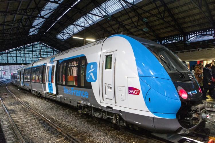 Bombardier remporte 400 millions de $ de contrat en Île-de-France