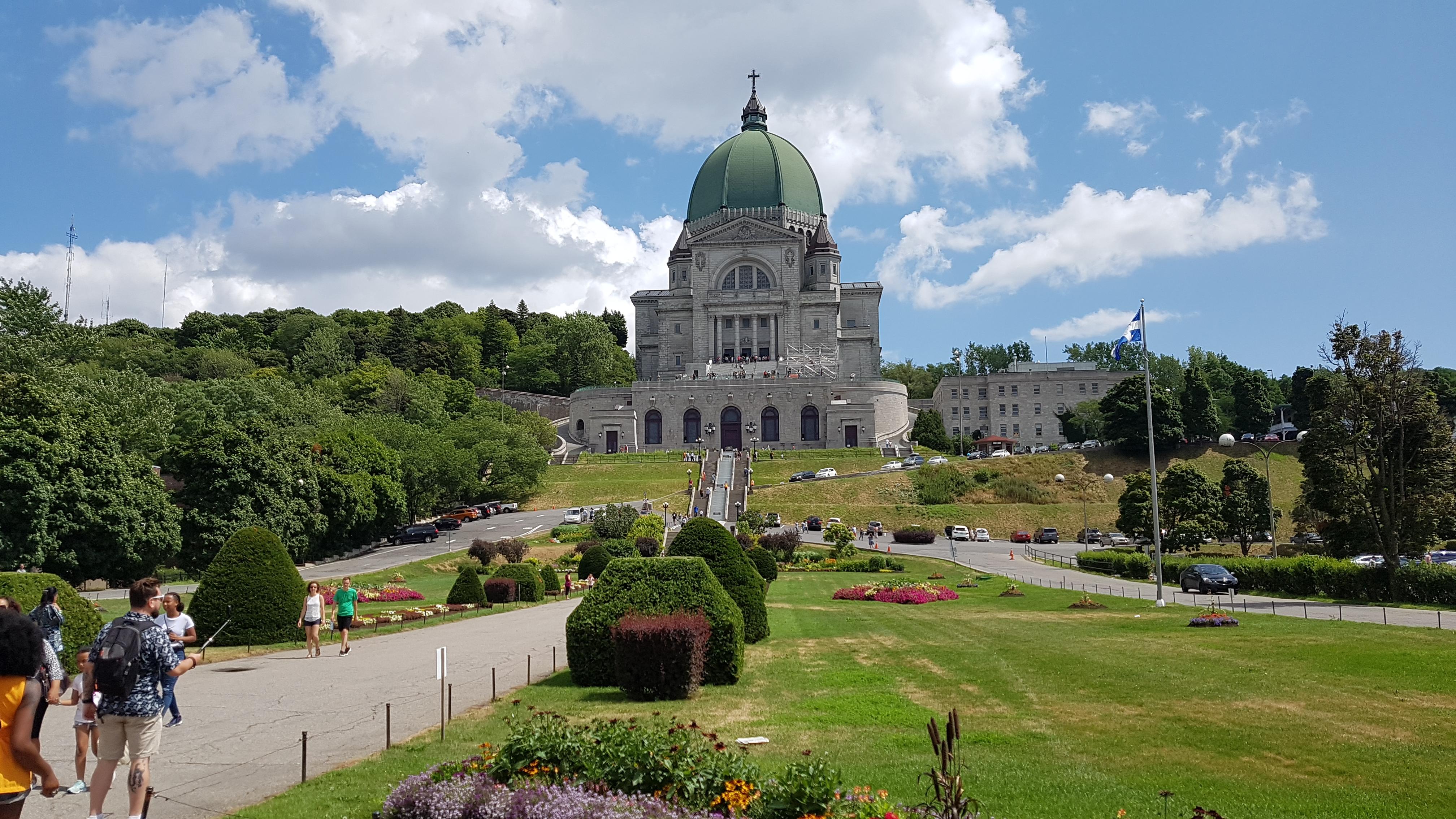Carnet de voyage: Montréal et la Ville de Québec